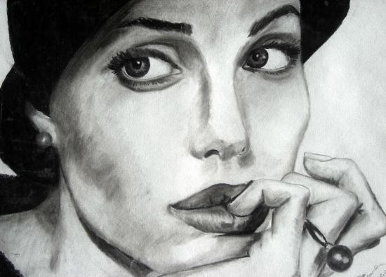 Angelina Jolie par jeanz